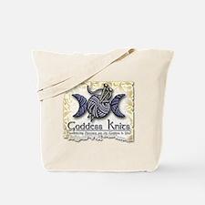 Goddess Knits Tote Bag