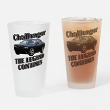 Challenger Drinking Glass