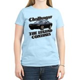 Dodge challenger Women's Light T-Shirt