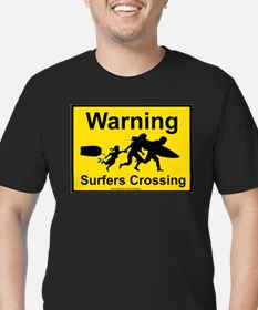 Surfers Crossing T