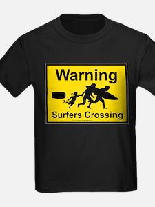 Surfers Crossing T
