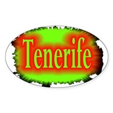 tenerife Decal