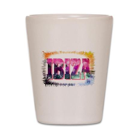 ibiza Shot Glass