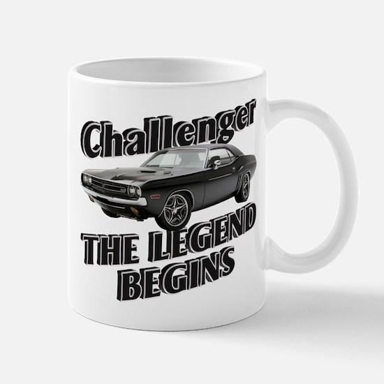 Challenger Mug