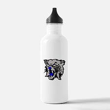 Cat Head Water Bottle