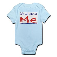 It's all about ME! Infant Creeper
