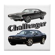 Challenger Tile Coaster