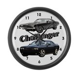 Dodge challenger Giant Clocks