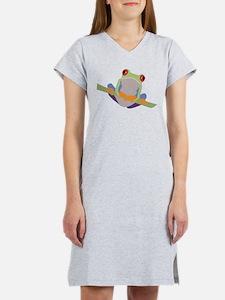 Tree Frog Women's Nightshirt