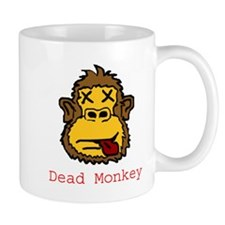 Dead Monkey Mug