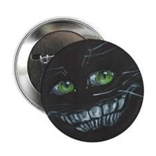 "Cheshire Cat 2.25"" Button (10 pack)"