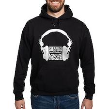 Custom QR Headphones Hoodie
