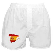 """Pixel Spain"" Boxer Shorts"