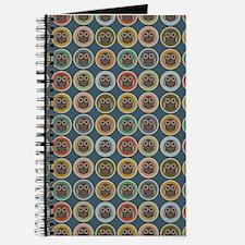 Owl Dots Journal