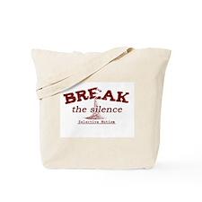 Break the Silence Selective Mutism Tote Bag