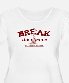 Break the Silence Selective Mutism T-Shirt