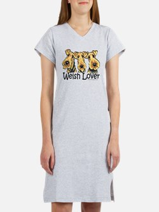 Welsh Terrier Lover Women's Nightshirt