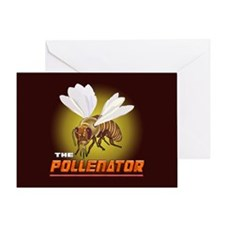 The Pollenator... Greeting Card