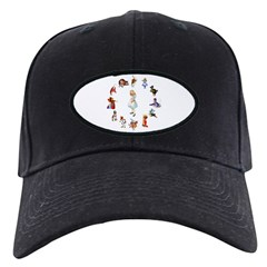 All Around Alice Baseball Hat