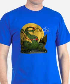 T-Shirt/ Tai Chi design