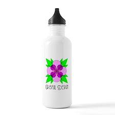 FLEUR D'LOOPS Water Bottle