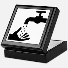 Unique Wash Keepsake Box