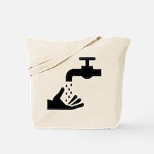 Cute Wash Tote Bag