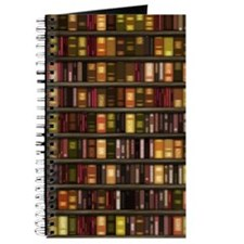 Bookshelf Dream Diary Journal