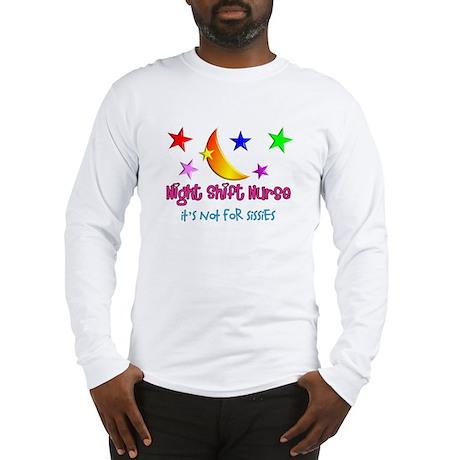 Registered Nurse IV Long Sleeve T-Shirt