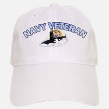 Navy Veteran SSN-23 Baseball Baseball Cap