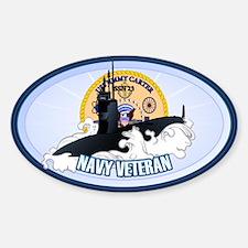 Navy Veteran SSN-23 Decal