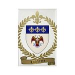 LALIBERTE Family Crest Rectangle Magnet (100 pack)