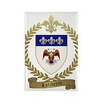 LALIBERTE Family Crest Rectangle Magnet (10 pack)