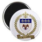 LALIBERTE Family Crest Magnet