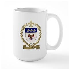 LALIBERTE Family Crest Mug
