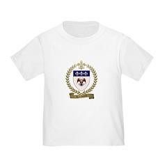 LALIBERTE Family Crest T