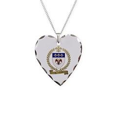 LALIBERTE Family Crest Necklace