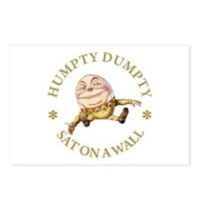 Humpty Dumpty Postcards (Package of 8)