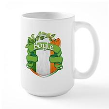 Boyle Shield Mug