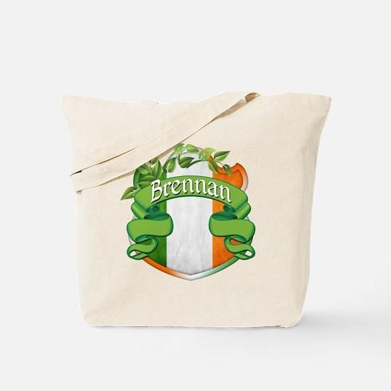 Brennan Shield Tote Bag