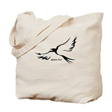 gluten-free (bird, soaring) Tote Bag