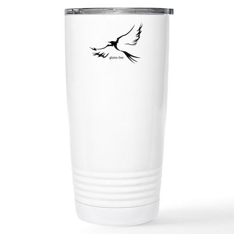 Gluten-Free (Bird, Soaring) Travel Mug