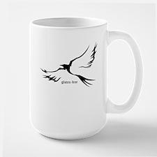 gluten-free (bird, soaring) Mug