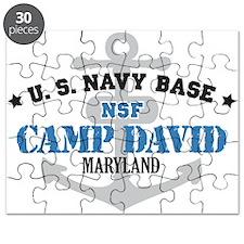 US Navy Camp David Base Puzzle