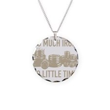 SO LITTLE TIME Necklace