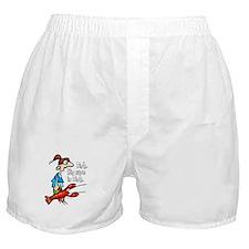Bisk... Boxer Shorts