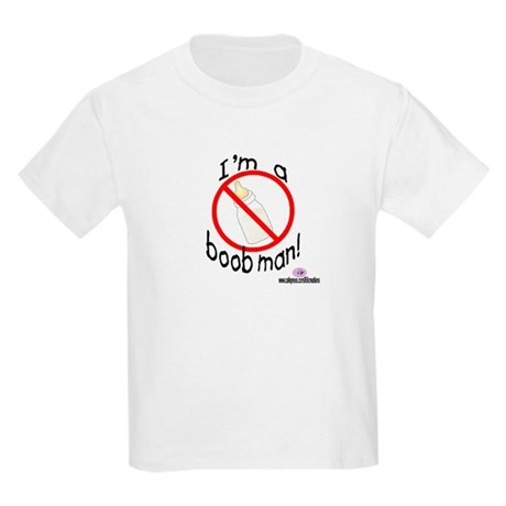 I'm a boob man! Kids T-Shirt