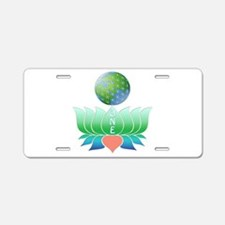 Oneness Aluminum License Plate