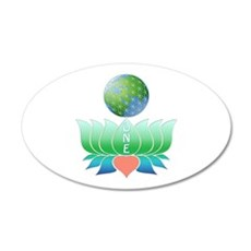 Oneness Wall Decal