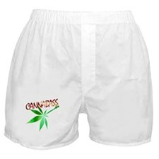 Cute Weeds Boxer Shorts
